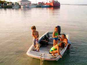 experienced boaters of Harbour island