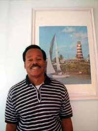 Henry Sawyer of Harbour island Bahamas