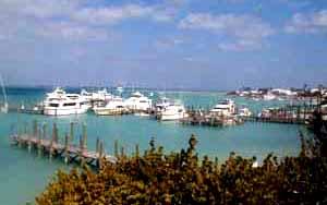 Valentines dock