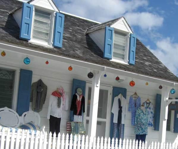 Blue Rooster Shop Harbour Island