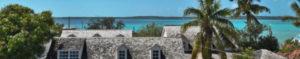 Rooftops over Harbour Island
