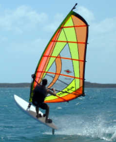 windsurf Harbour Island