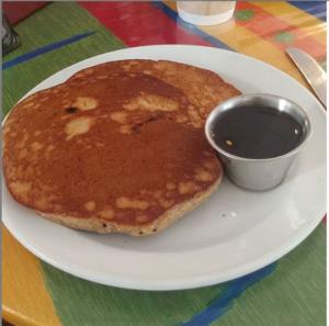 Bananna Pancakes