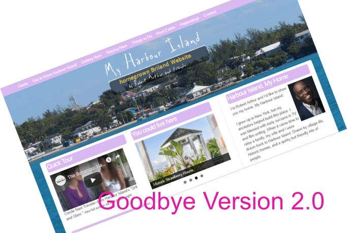 Goodbye version 2